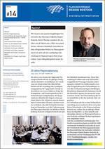 Ausgabe Nr. 14 (April 2013, PDF | 1,8 MB)